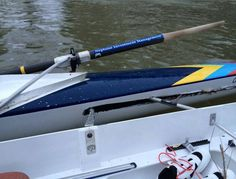 Rowing boat crash Janousek vs Janousek