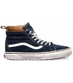 Vans Chaussures SK8-HI MTE Dress Blue