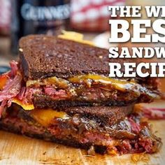 The Web's Best Sandwich Recipes