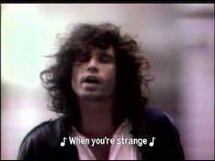 "The Doors ""People Are Strange"""