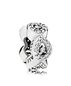 Pandora Cascading Glamour Cz Spacer Black Friday