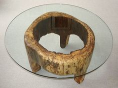 Hollow Log Table <3