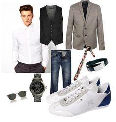 trendy mannenkleding