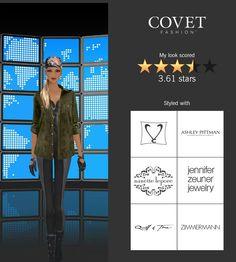 2075 Solider #covetfashion