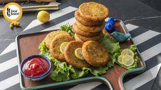 Moong Daal Tikki Recipe By Food Fusion - YouTube Daal, English Food, Iftar, Avocado Toast, Good Food, Breakfast, Youtube, Recipes, Sweet