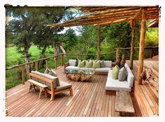 Tinga Narina Kruger National Park lower deck