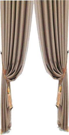 nice way to drape curtains