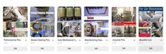another work done . Set up and Upload Pins in Pinterest Job