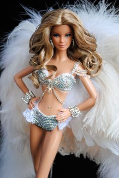 Victorias Secret Barbie Magia2000 of Mario Paglino and Gianni Grossi, from Italy