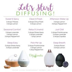 Learn about essential oils and other Young Living Products Raven Essential Oil, Essential Oil Starter Kit, Essential Oils For Pain, Essential Oil Diffuser Blends, Essential Oil Uses, Doterra Essential Oils, Yl Oils, Thieves Essential Oil, Diffuser Recipes