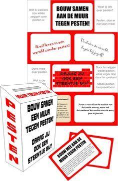 Lespakket: Muur tegen pesten