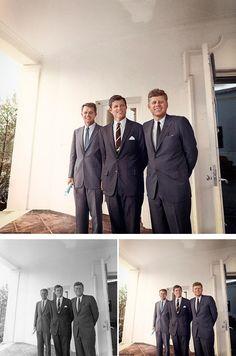 Три брата-аристократа.