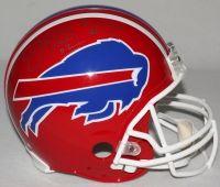"JIM KELLY Signed LE Titans Full-Size Authentic Pro-Line Helmet Inscribed ""HOF 02"" & ""Forever #12"" STEINER COA LE 12 - Game Day Legends"