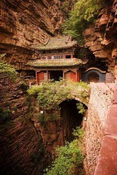 Fuqing Temple in China, Azie