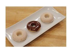 Baked Glazed Donuts with Simply Bakings