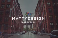 Matty - Powerful and Flexible Theme by CODE9RS on Creative Market
