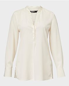 Oberteile » modische Oberteile entdecken| HALLHUBER Feminine Mode, Blouse, Long Sleeve, Sleeves, Tops, Women, Fashion, Clothing, Moda