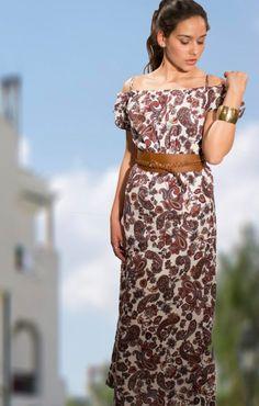 #summer #dress #beautiful #love it #azüre #summercollection Garden Love 59*95