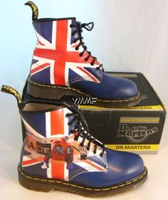 Perhaps the BEST pair of Doc Martens EVER!