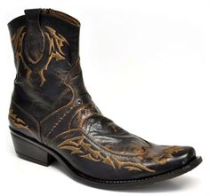 Happy Father's Day!Urban Cowboy Men's Fashion Boot - Brown
