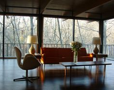 edward dart living room 1957