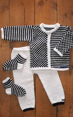 Nordic Yarns and Design since 1928 Baby Knitting, Crochet Baby, Knit Crochet, Boys Sewing Patterns, Knitting Patterns, Baby Kids, Baby Boy, Black And White Baby, Boot Cuffs