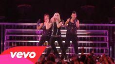 Avril Lavigne - Girlfriend (Live) http://www.youtube.com/watch?v=2uPka1pCSH4