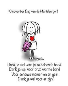 10 november Dag van de mantelorganisatie - Jabbertje