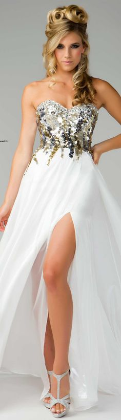 For senior prom #prom #dress