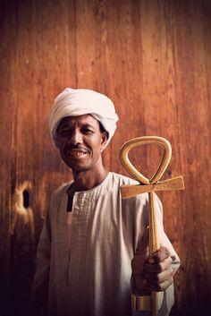 Egyptian Man. www.dahabvillas.com