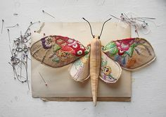 Embroidery - This is so beautiful I just love these!