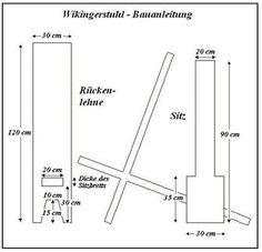 Group of free Celts :: Bauanleitung Wikinger-Steckstuhl