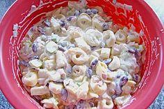 Tortellini - Salat, ein beliebtes Rezept aus der Kategorie Reis/Nudeln/Getreide. Bewertungen: 38. Durchschnitt: Ø 4,3.