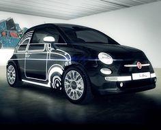 Ron Arad Designer Meets Fiat 500 - Special Edition - Fiat UK