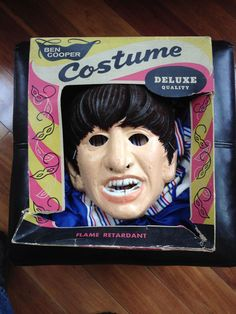 Ben Cooper The Beatles Halloween Costume - Ringo Starr - Large (12 to 14)