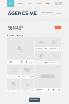 9518a1237e 15 E-COMMERCE WEBSITE DESIGNS INSPIRATION 2013 Ui Website