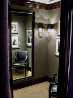 Men's Dressing Room Inspiration: Ralph Lauren store by Michael Neumann Architecture, Moscow store design
