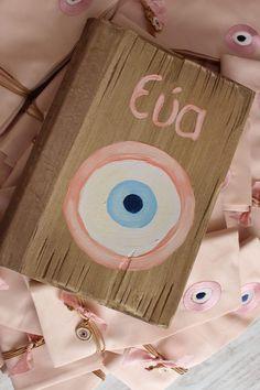 Βιβλίο ευχών με ζωγραφισμένο μάτι #nikolasker #invitation #vaptisi #Greece #athens #greekevents #neaionia #boy #girl #christening #baptism #eye #προσκλητήριοβάπτισης #vaftisi #βάπτιση
