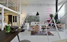 Unique Milan Loft by Studio Motta e Sironi