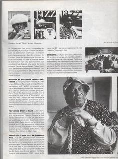 . Adventure-Equation .: Sun Ra Article in Jazz Magazine (1993)