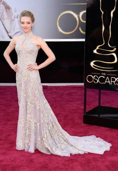 Red Carpet 2013   Oscars 2013      Amanda Seyfried