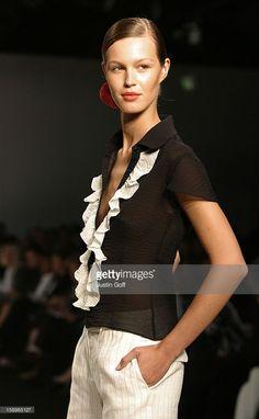 'Ronit Zilkha' Show During London Fashion Week.