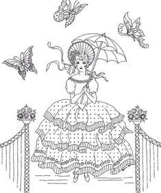 New Photos Embroidery Patterns vintage Concepts 19 Trendy Embroidery Vintage Patterns Southern Belle Embroidery Jewelry, Crewel Embroidery, Hand Embroidery Patterns, Vintage Embroidery, Embroidery Monogram Fonts, Embroidery Transfers, Machine Embroidery Projects, Girly, Brazilian Embroidery
