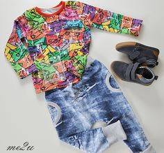 Kids outfit/ sweatshirt & joggers