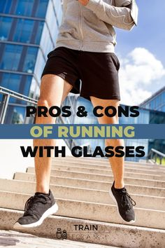 Wearing glasses while doing sports is challenging. There's a number of issues bespectacled folks face if they want to stay active, and still see the world clearly. Here are the pros/cons of running with glasses, and how to handle any issues that might come up.
