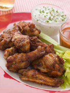 The Best Buffalo Wings Recipes for Easy Party Appetizers