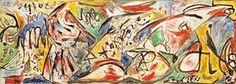 The Artworks of Jackson Pollock