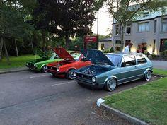 My Dream Car, Dream Cars, Dream Machine, Golf 1, Golf Humor, Dream Garage, Mk1, Volkswagen Golf, Car Ins