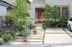 そういえば、ブログを引っ越してからはうちの紹介をしてませんでした。 そこでWeb内覧会と称して、今回はまず玄関ポーチとお庭をアップします。 ...