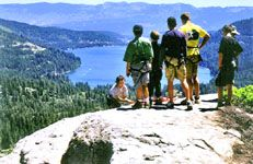 High Sierra Camp, for kids 8-17 yrs old